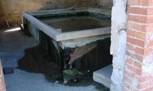 Travaux rénovation lavoir ménétreux : avant le lancement du chantier