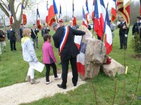 inauguration square 19 mars 1962 millery