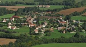 Hameau de Charentois à Millery