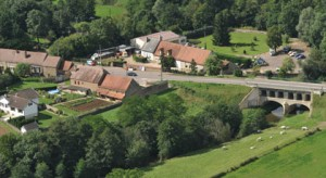 Hameau de Pont de Chevigny à Millery