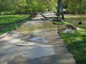 inondation-route-charentois-millery