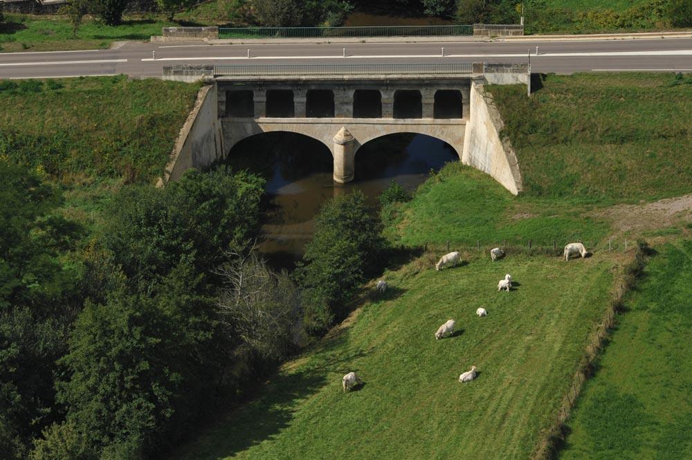 Millery Pont de Chevigny